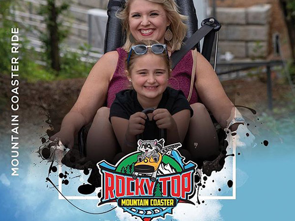 Rocky Top Mountain Coaster | Things to Do in Gatlinburg | Gatlinburg Do List