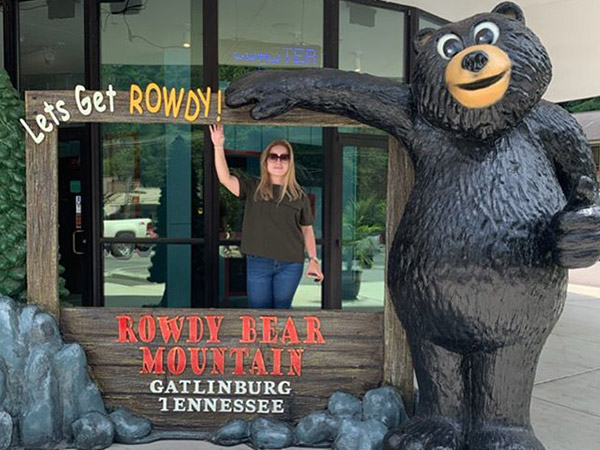 Rowdy Bear Mountain | Things to Do in Gatlinburg | Gatlinburg Do List