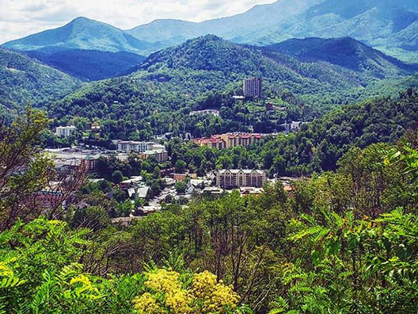 Gatlinburg Scenic Overlook | Things to Do in Gatlinburg | Gatlinburg Do List