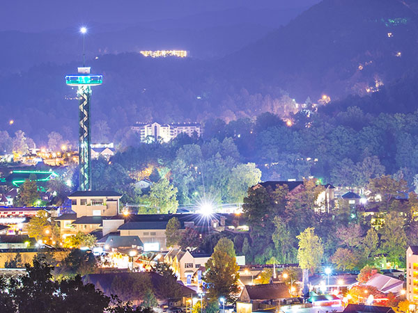 Gatlinburg Space Needle | Things to Do in Gatlinburg | Gatlinburg Do List