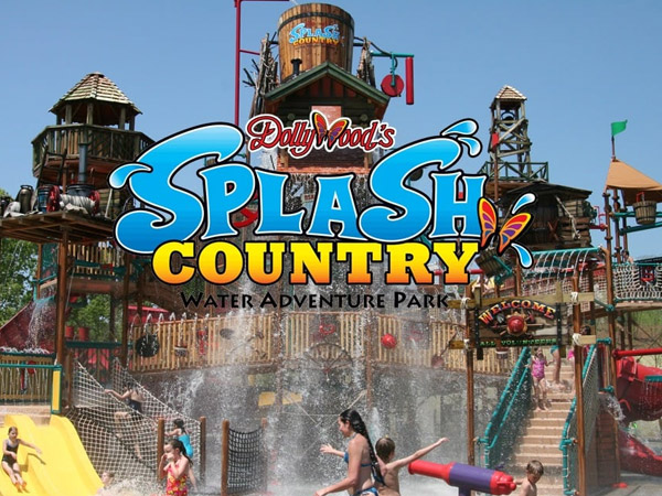 Dollywood's Splash Country | Things to Do in Gatlinburg | Gatlinburg Do List