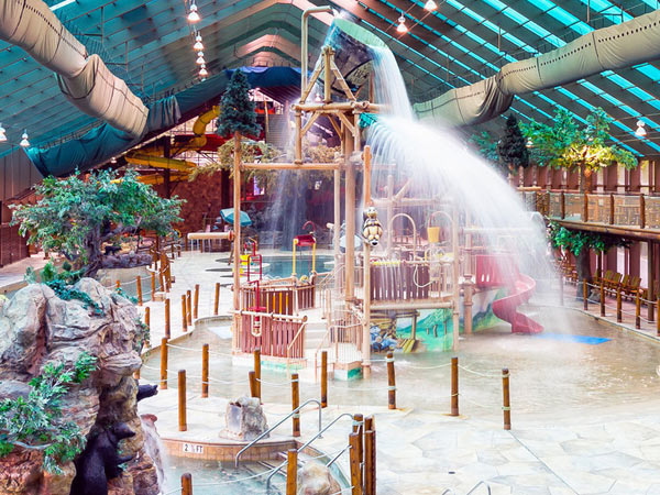 Wild Bear Falls Indoor Water Park | Things to Do in Gatlinburg | Gatlinburg Do List