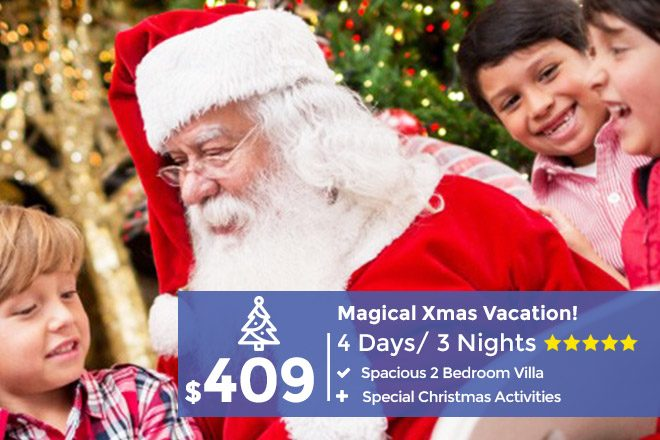 Christmas In Orlando View Holiday Deals Packages