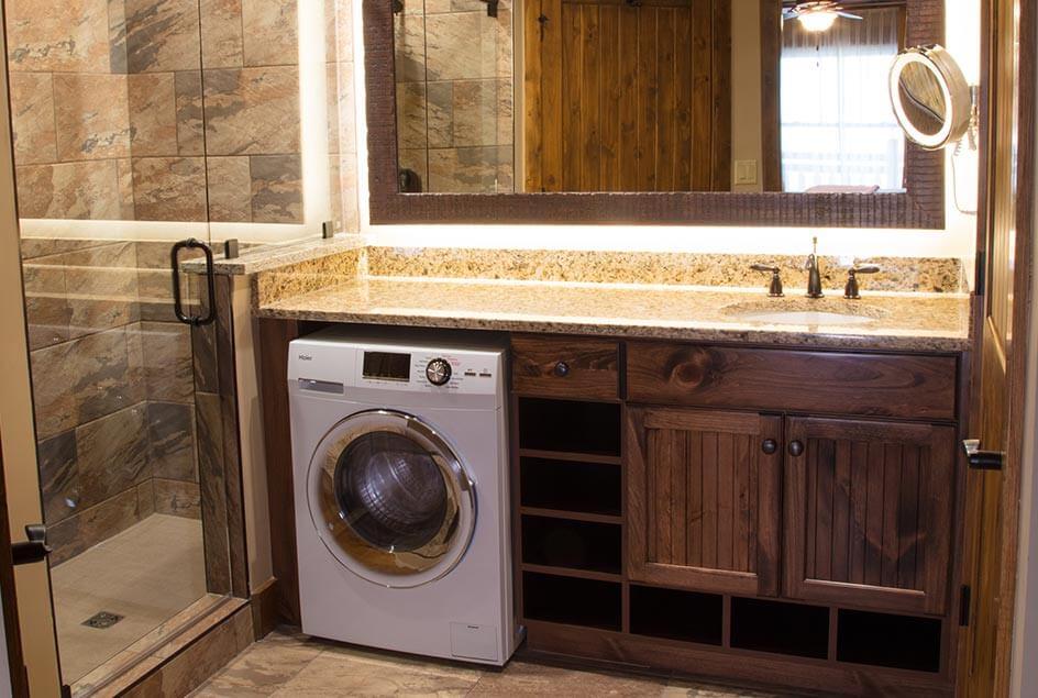 Washer/Dryer - One Bedroom Villa at Westgate Smoky Mountain Resort