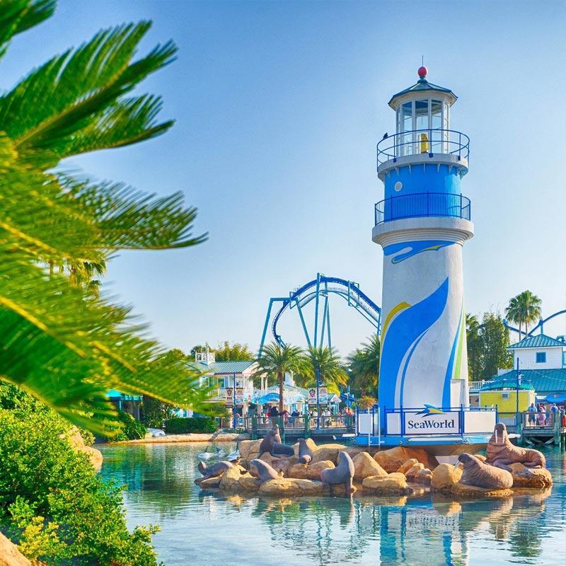 Orlando Theme Park Updates | SeaWorld Orlando Lighthouse