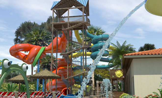 Water Park coming soon!