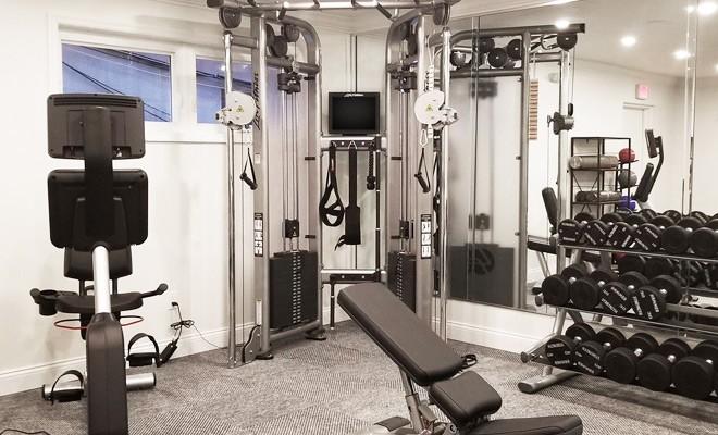Wakulla Suites Fitness Center