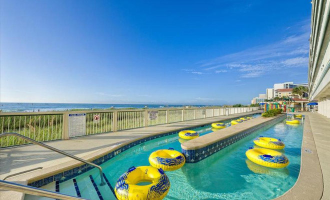 Oceanfront Lazy River Myrtle Beach