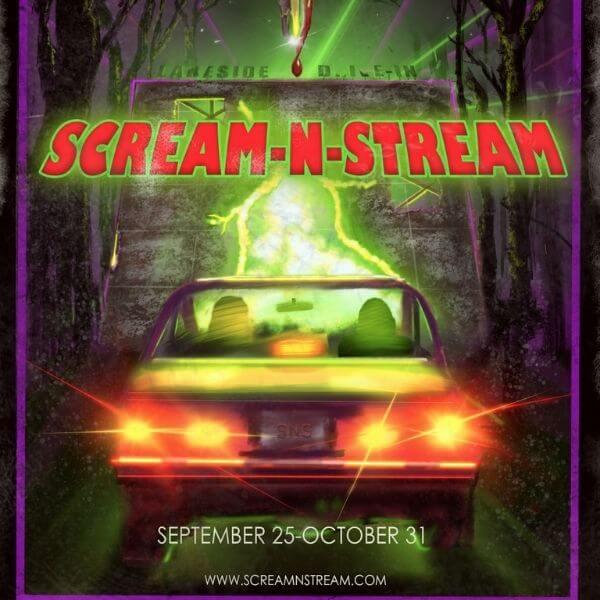 Scream N Stream Orlando Drive Thru Expeirence Halloween