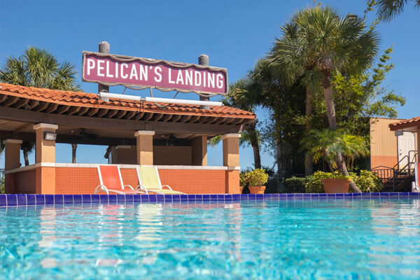 Pelican Pool Bar at Westgate Lakes