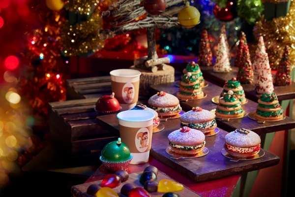 Universal Orlando Christmas Food