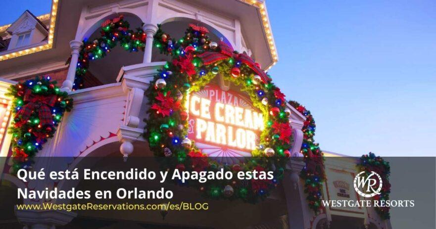 Navidades en Orlando