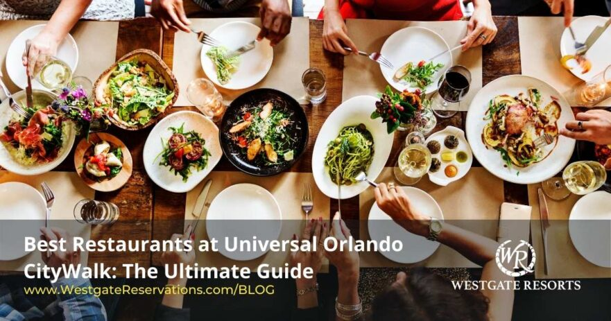 Best Universal Orlando CityWalk Restaurants