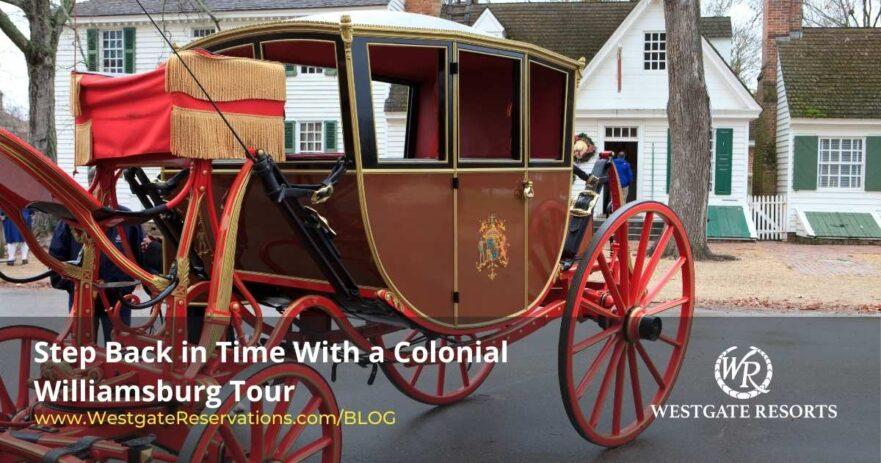Colonial Williamsburg Tour