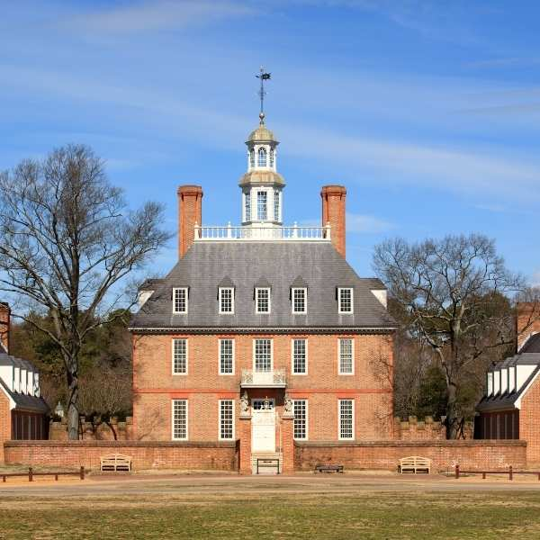 Colonial Williamsburg Tour Museos