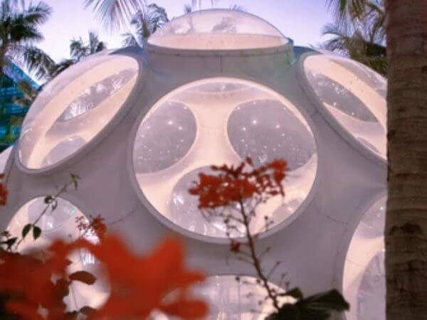 fly eye dome miami