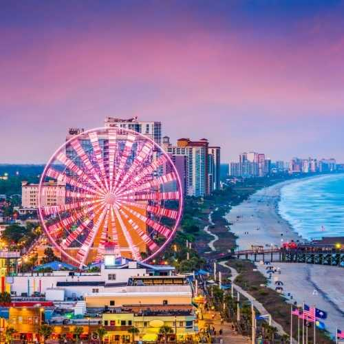 Myrtle Beach, Spring Break